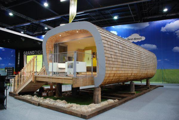 1 bedroom log cabin for sale in the pod as seen on grand for One room cabins for sale