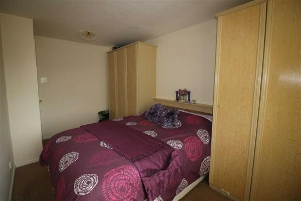 Bedroom no. 1 front