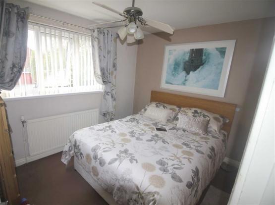Bedroom no.1 rear: