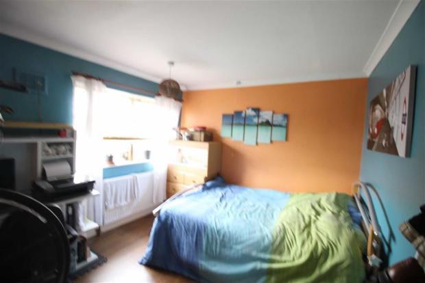Bedroom no.2 rear do