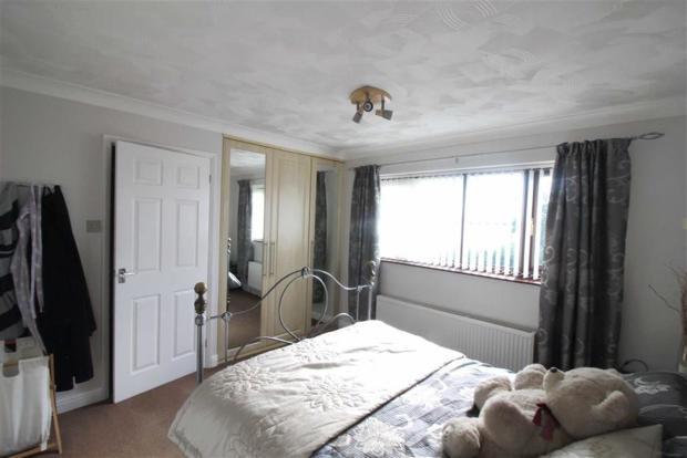 Bedroom no.3 rear do