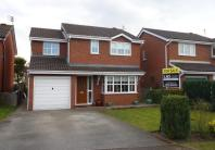 Detached property for sale in Spey Close, Winsford...