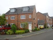 3 bed semi detached home in Wilkinson Way, Winsford...