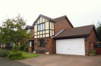 4 bed Detached property for sale in Swanlow Avenue, Darnhall...