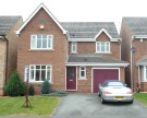 4 bedroom Detached property to rent in Hartwell Grove, Winsford...