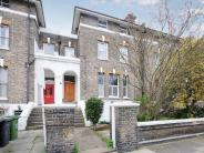 Flat in Blackheath Grove...