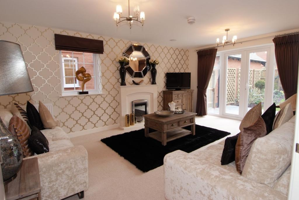 Lovely Living Room Ideas Next 4 Bedroom Detached House For Sale In Castle Heights,  Brunel Way Part 25