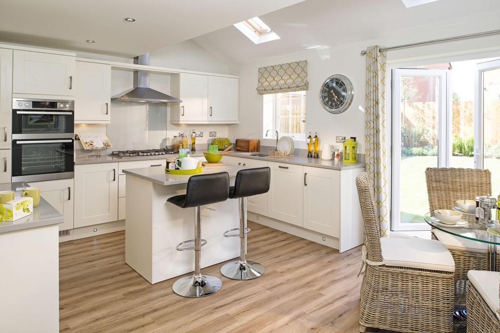 Bedroom Detached House For Sale In Castle Heights Brunel Way