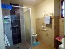 Wet room & WC