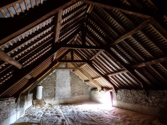 Main roof space
