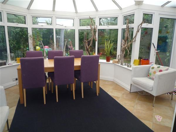 Dining Conservatory