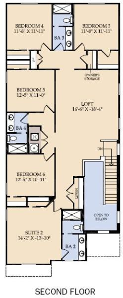Hideaway 2nd Floor