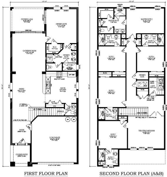 Stafford Residence