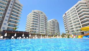 Apartment for sale in Avsallar, Alanya, Antalya