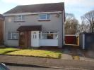 semi detached house for sale in Harris Quadrant, Wishaw...