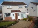 2 bed semi detached property for sale in Brogan Crescent...