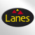 Lanes, Hertford logo