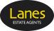 Lanes, Hertford logo