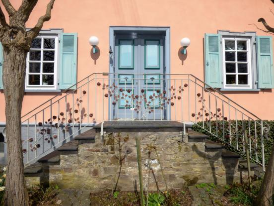 Entrance Old Manse