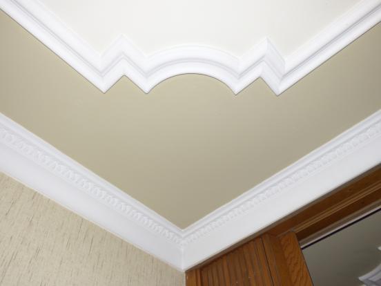 Stucco detail