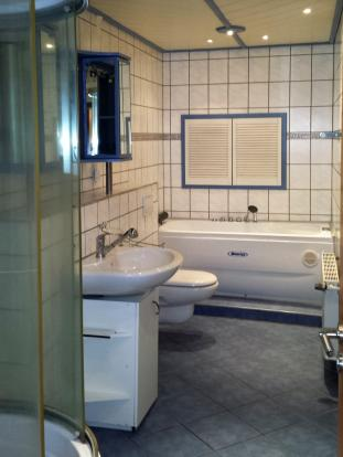 Bathroom rented flat