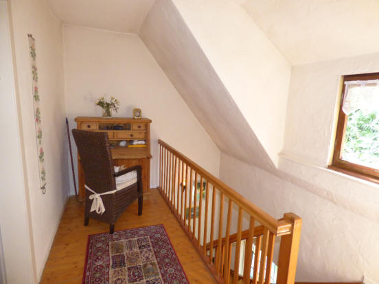 Hallway top floor