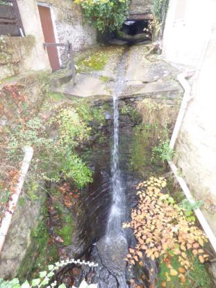Zell waterfall