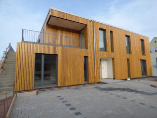 1 bed new Flat in Leiwen...