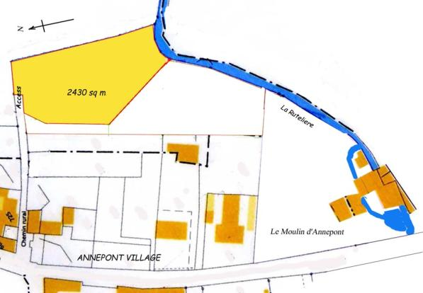 Site Plan (yellow)