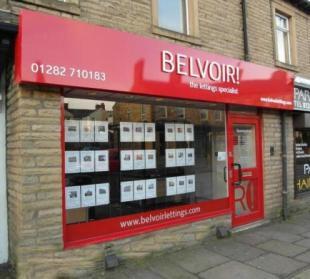 Belvoir, Burnleybranch details