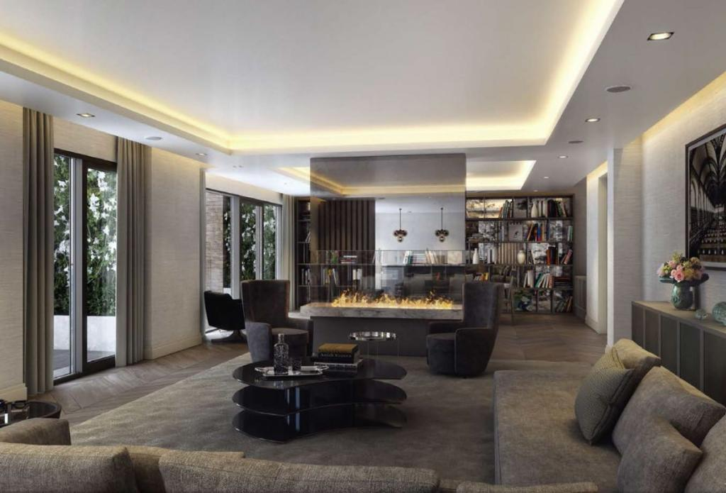 4 bedroom apartment for sale in chelsea creek sw6 for Chelsea apartments for sale