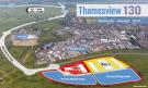 property for sale in THAMESVIEW 130, ROSCOMMON WAY, CANVEY ISLAND, ESSEX, SS8
