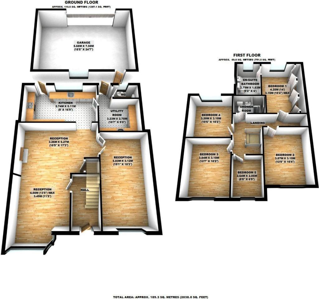 3D FLOOR PLAN