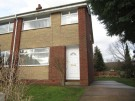 Birch Avenue semi detached house to rent