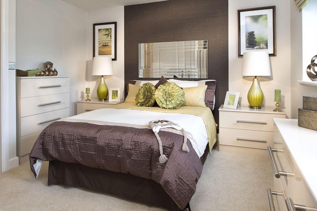 Typical Faversham second bedroom