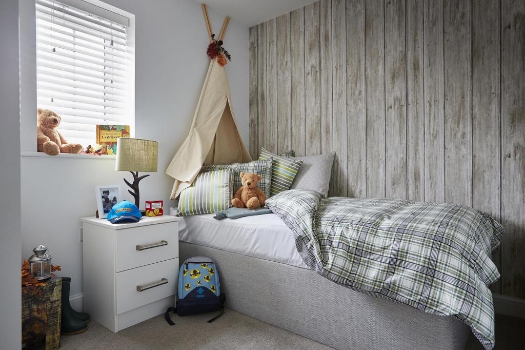 Typical Chesham bedroom three