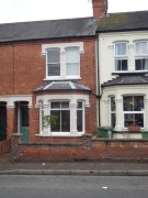 Terraced home in Anson Road, Wolverton...
