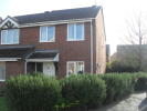 Town House to rent in Partridge Close, Syston...