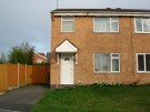 semi detached house in Fernlea, Narborough...