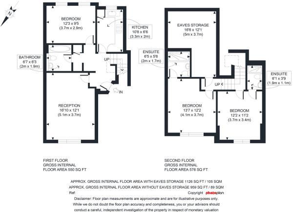 Floor Plan - Landsca