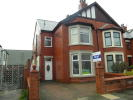 semi detached house in Warbreck Drive...
