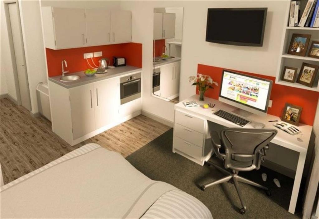 Studio Room (Continu