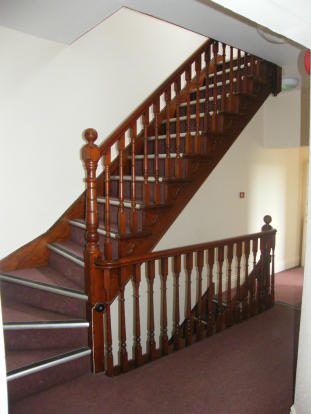 2nd Floor Staircase