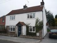 Detached home in North Road, Winterbourne...