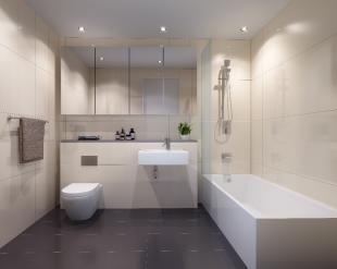 new Apartment in Homebush, Sydney...