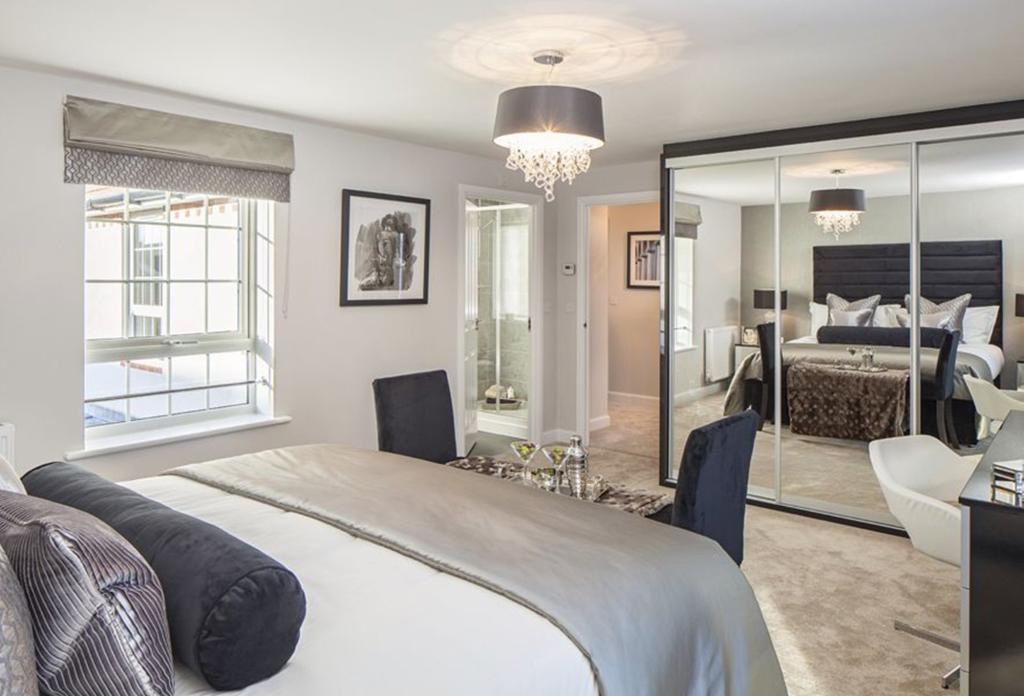 Carsington master bedroom