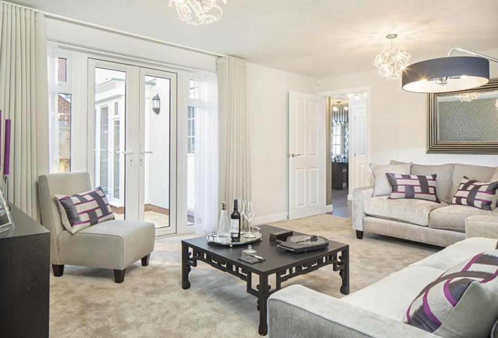Carsington living room