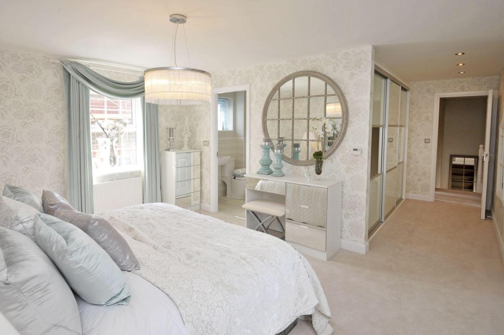 Henley master bedroom