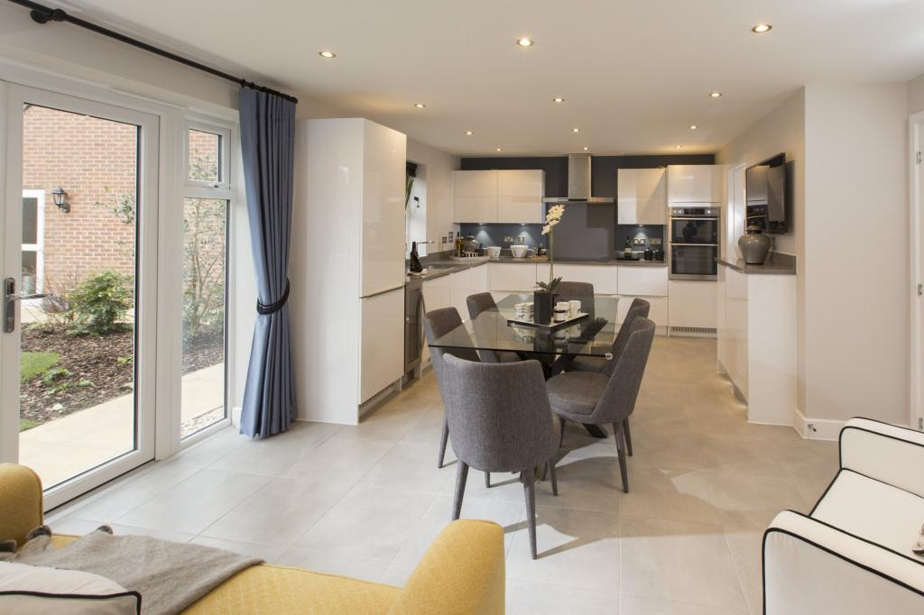 Buckingham kitchen