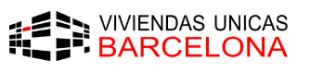 viviendas unicas barcelona, Barcelonabranch details